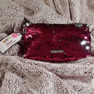NWT Victoria's Secret Sequin Bag!!!